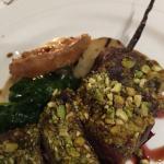 Pistacho beef