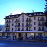Hotel Marcora Ingresso