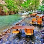 tohma kanyonu cafe