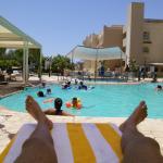 Foto de Taba Sands Hotel