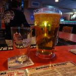 $3 pitcher of beer