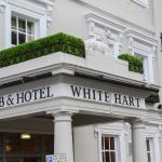 Welcome to the White Hart pub and Hotel