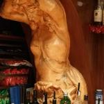 The striking and unusual Bar