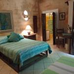 Room #3 at Casitas Kinsol Guesthouse in Puerto Morelos