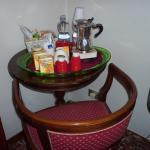 Colazione-snack in camera