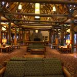 Paradise Inn at Mount Rainier Foto