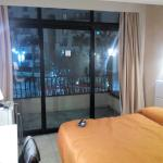 Room 126 first floor with balcony. 1person