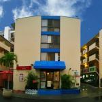 Waikiki Beachside Hostel Foto