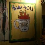 Hana Hou Restaurant Foto