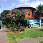Foto de Aquarius Backpackers Motel