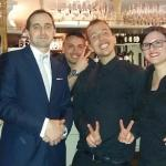 The team at Il Portico