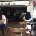 Houlihan's Cafe, Chatswood