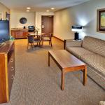 Holiday Inn Express & Suites Dubuque, IA Suite