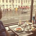 The Nevsky view