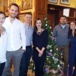 Felice Anno Nuovo da Hotel San Marco! Gentile concessione dei Sigg. Eimer, Falkenberg, Schafir
