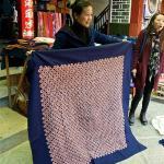 Tye Dye fabric in Zhoucheng