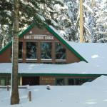 The big lodge - open in summer