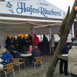 Niendorf Hafen - Räucherei
