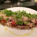 Tartine crabe-BLT