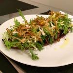 Tartine champignons