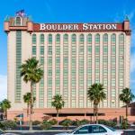 Boulder Station Hotel and Casino extérieur