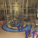Gravity indoor Skidiving