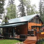 Mt. Robson Mountain River Lodge Foto