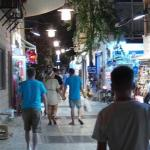 Bodrum Shopping area