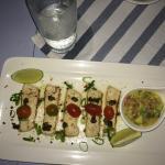 Marlin sashimi