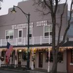 Foto de Weaverville Hotel & Emporium