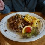 Mittagskarte - Grillmix