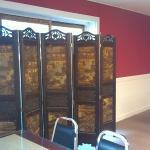 Updated dinning room
