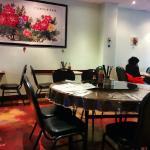 Inside Wok Cafe