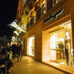 Rue du Faubourg Saint-Honore Foto