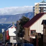 Reykjavic streets