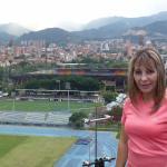 Hermosa vista sobre el complejo deportivo