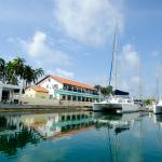Foto de Marina Hotel at Shelter Bay