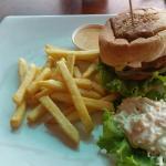 Cheese burger ☺