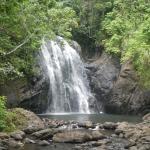 Vuadomo Falls