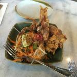 Thai Papaya Salad (Som Tam)