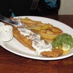 Fish'n'chips.