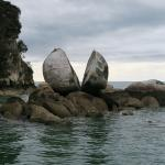 Split Apple rock - Abel Tasam