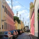 San Juan old town.