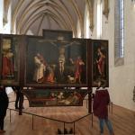 Isenheimer Altar im Musee d'Unterlinden