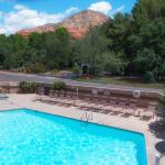 Sedona Real Pool Area
