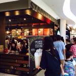 ภาพถ่ายของ Starbucks VivoCity