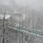 Kış ayında sıcacık bir otel