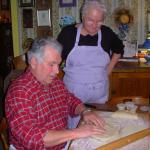 Ruth & Bill - innkeepers & chefs!