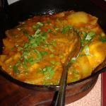 Vegetable karahi