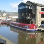 Skipton Canal Basin, was in Last Tango in Halifax